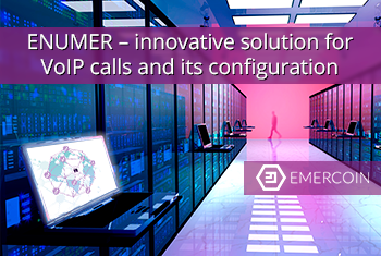 ENUMER – features of the innovative solution for VoIP calls and its configuration