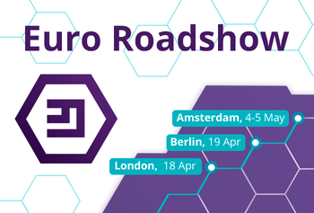 Euro Roadshow from 18th of April till 5th of May