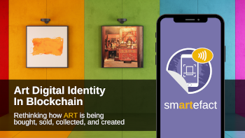 Smartefact — Digital Identity for your Artwork