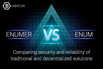 Blockchain solution ENUMER replaces ENUM technology in IP telephony – reliable, stable and decentralized
