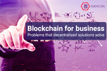 Blockchain for business – a go-to solution or a waste of resources?
